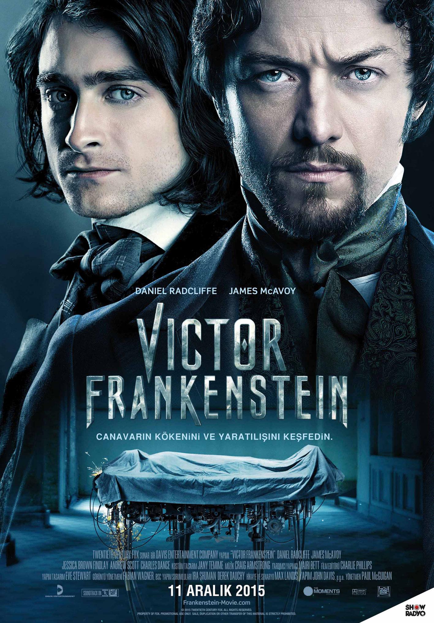 Victor Frankenstein - film 2015 - Beyazperde.com
