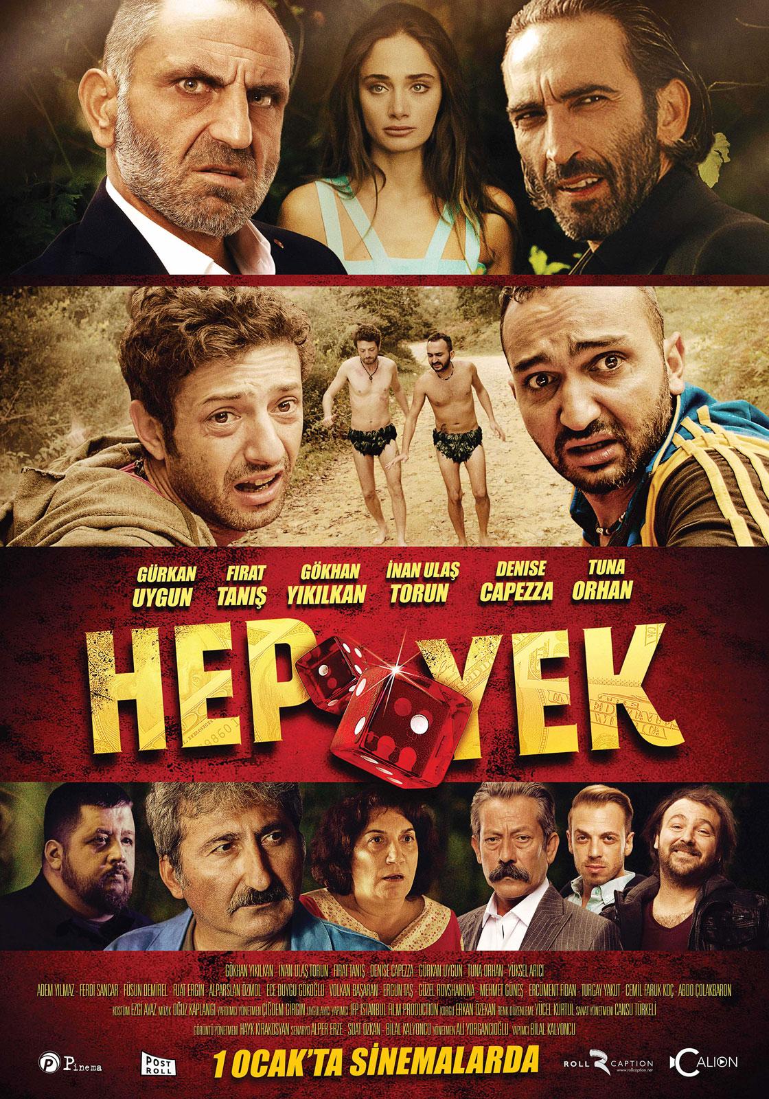 Hep Yek 2 (2017) Yerli Film HD İndir