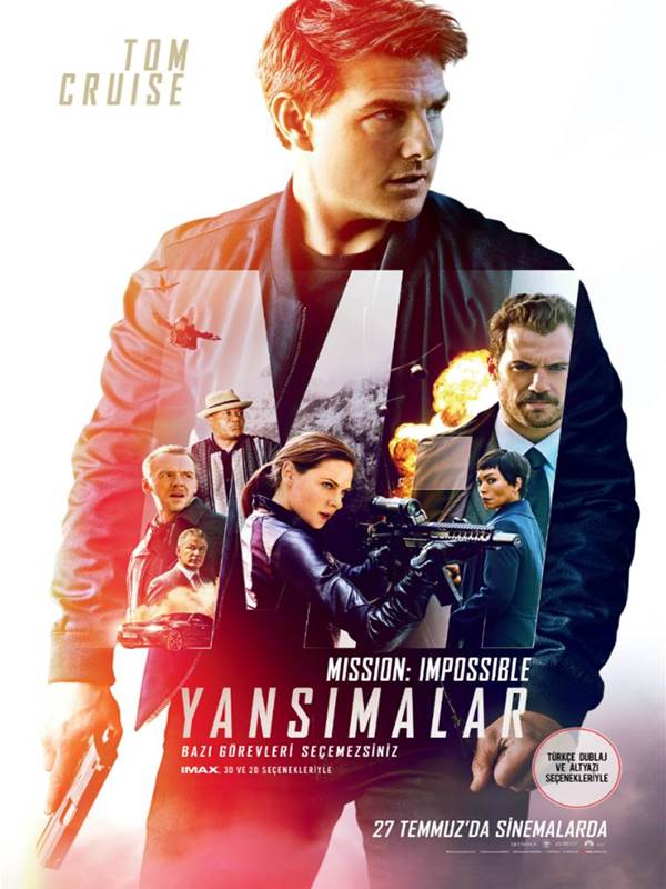 Mission: Impossible Yansımalar - Mission Impossible - Fallout ...