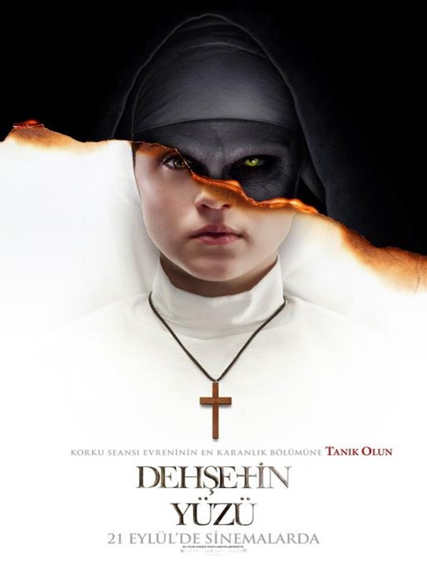 Dehşetin Yüzü – The Nun 2018 – Altyazılı indir