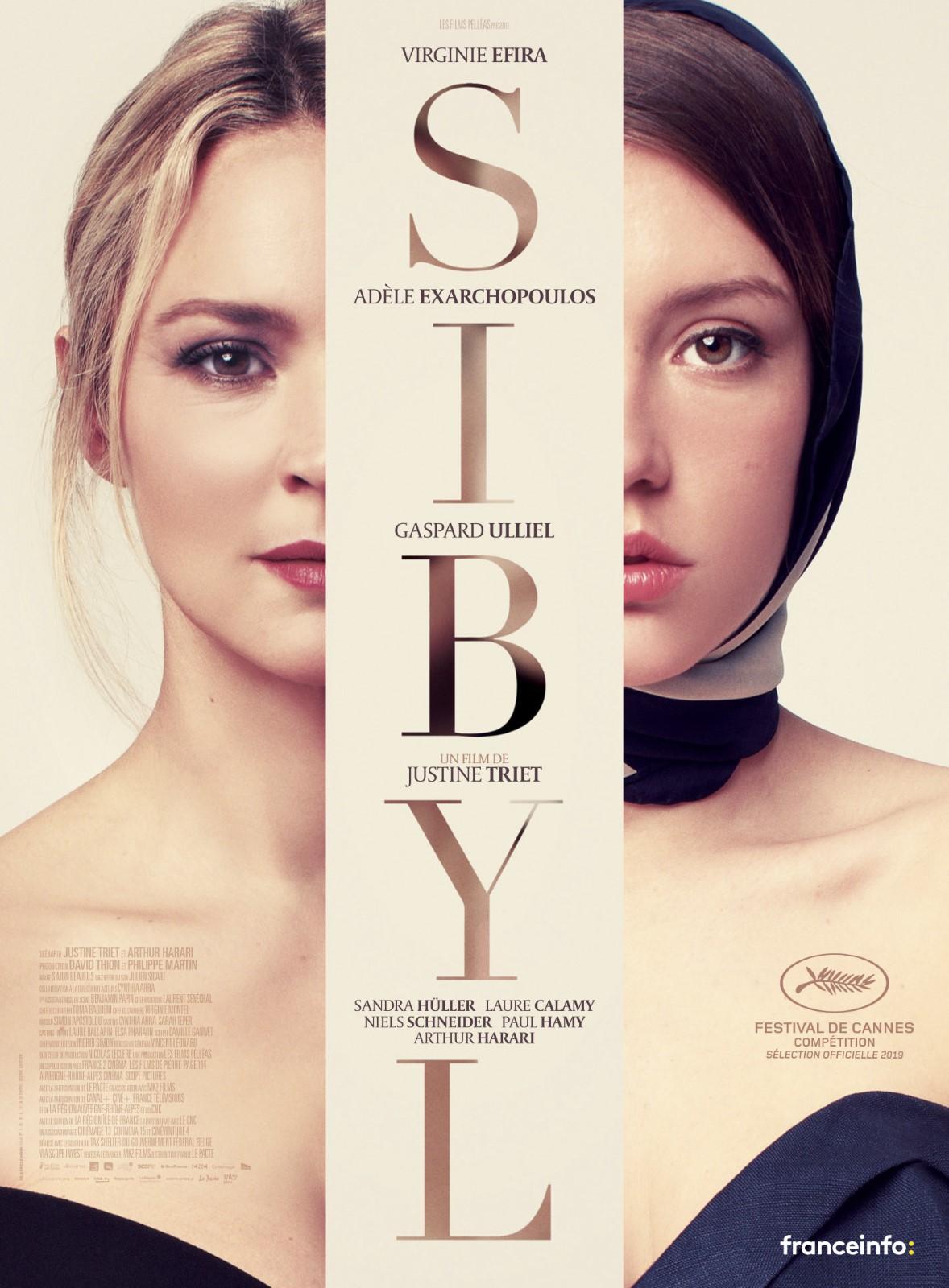 Sibyl filmi izle Türkçe dublaj full HD izle