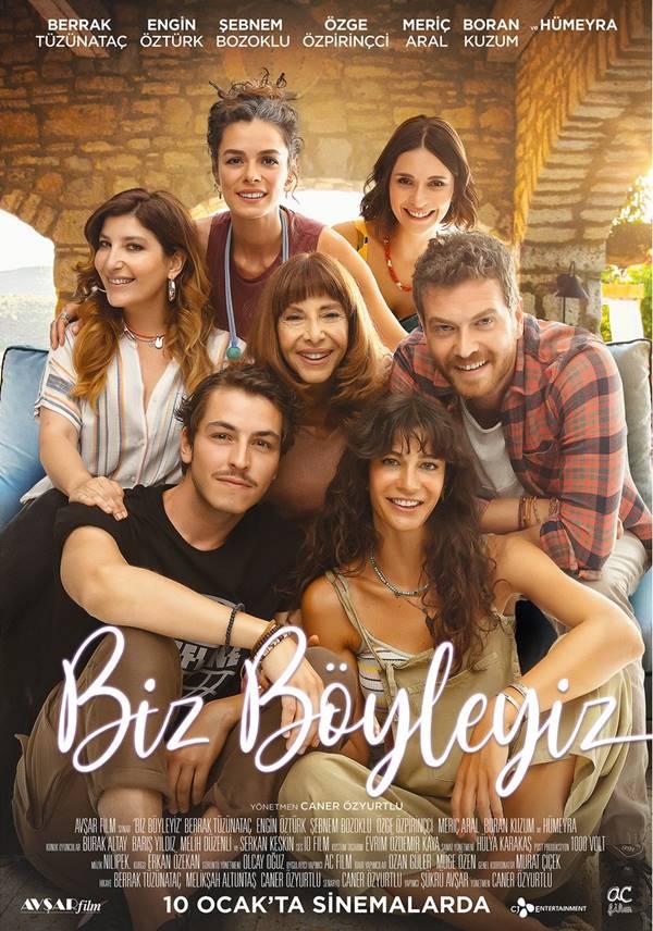 Biz Böyleyiz - film 2020 - Beyazperde.com