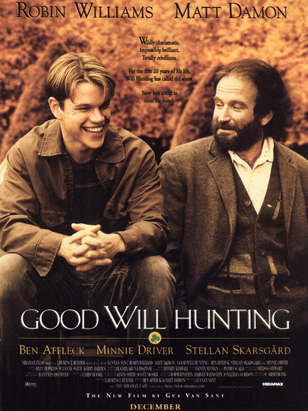 Can Dostum - Good Will Hunting - Beyazperde.com