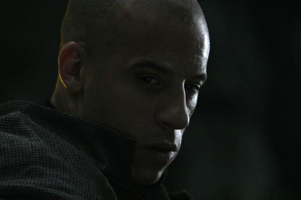 Riddick Günlükleri: Vin Diesel