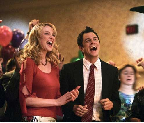 Ringer, The : Fotograf Barry W. Blaustein, Johnny Knoxville, Katherine Heigl