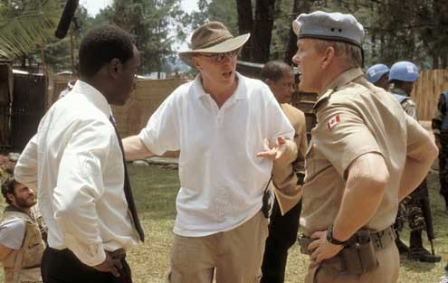 Hotel Rwanda : Fotograf Don Cheadle, Nick Nolte, Terry George