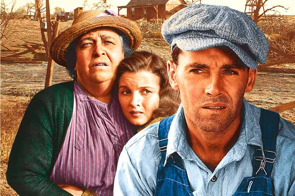 Gazap Üzümleri: John Ford, Jane Darwell, Henry Fonda
