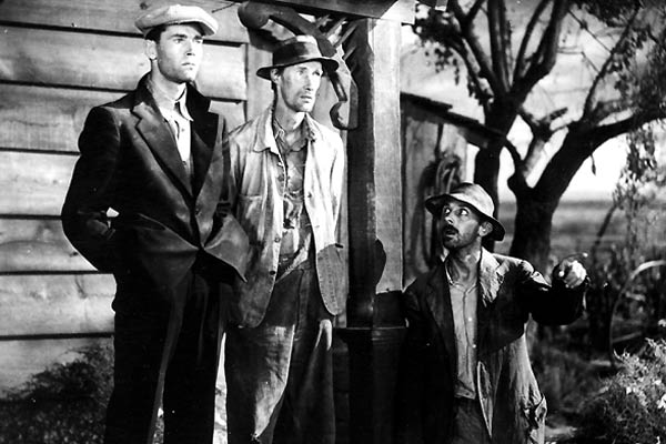 Gazap Üzümleri: John Ford, John Carradine, Henry Fonda, John Qualen
