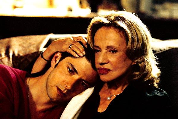Veda Vakti: Melvil Poupaud, Jeanne Moreau