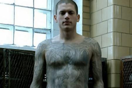 Prison Break : Fotograf Wentworth Miller