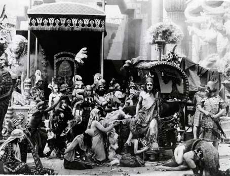Intolerance: D.W. Griffith