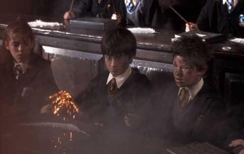 Harry Potter ve Felsefe Tasi : Fotograf Daniel Radcliffe, Devon Murray
