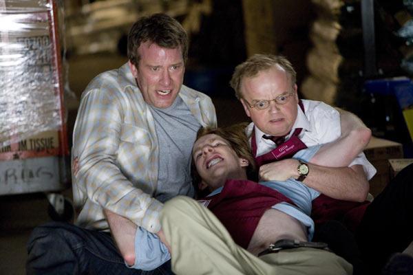 Öldüren Sis: Thomas Jane, Toby Jones