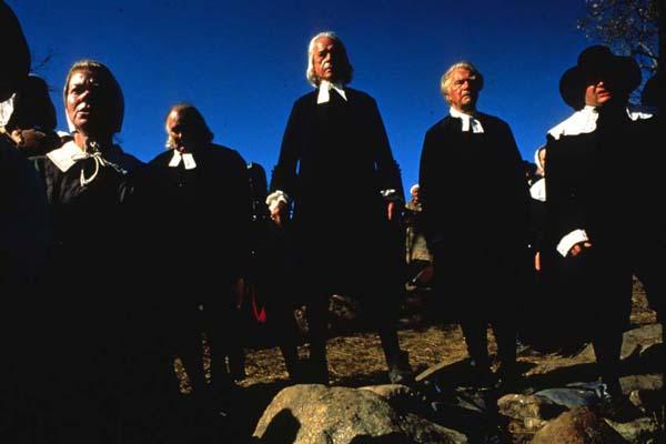 The Crucible : Fotograf George Gaynes, Nicholas Hytner, Paul Scofield, Robert Breuler