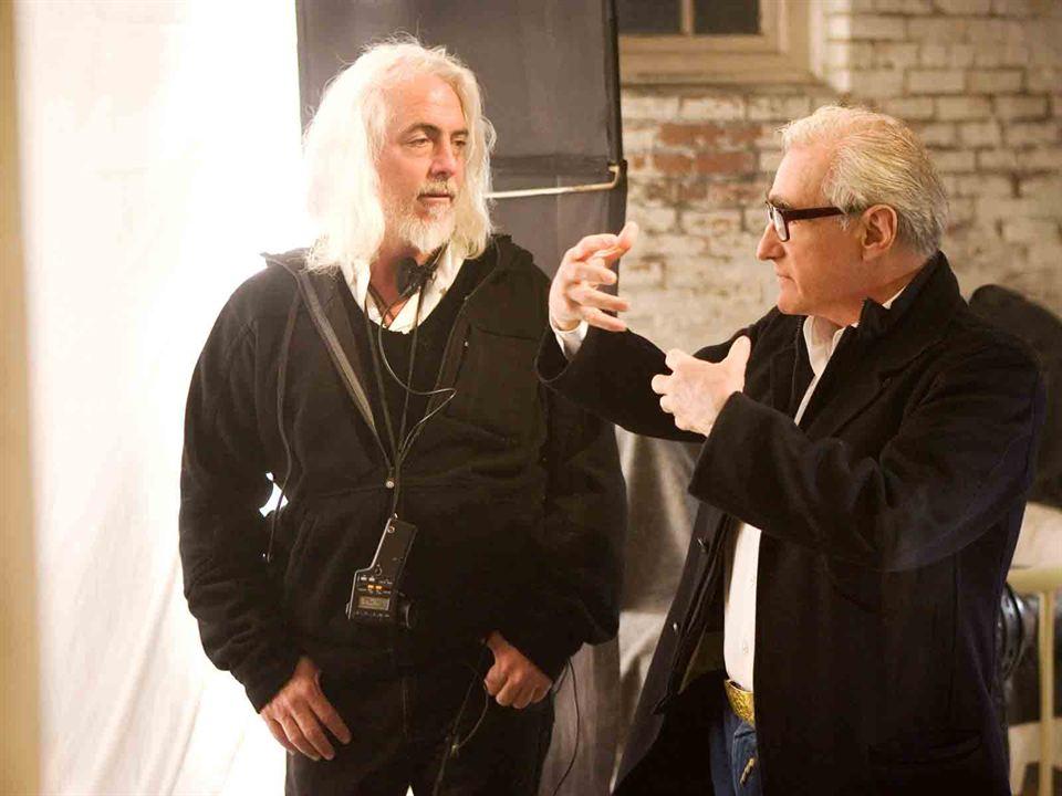 Zindan Adası: Martin Scorsese
