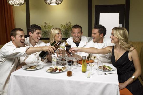 Kitchen Confidential : Fotograf Bonnie Somerville, Bradley Cooper, Jaime King, John Francis Daley, Nicholas Brendon