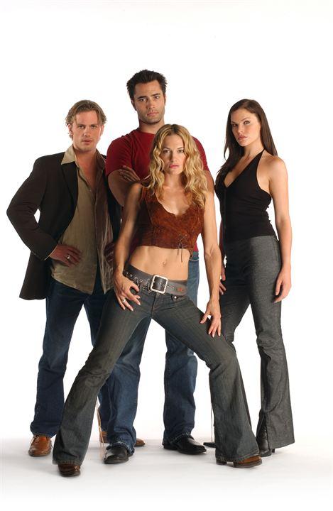Mutant X : Fotograf Karen Cliche, Victor Webster, Victoria Pratt