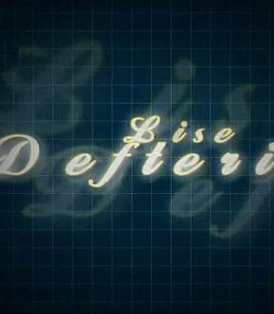 Lise Defteri : Afis