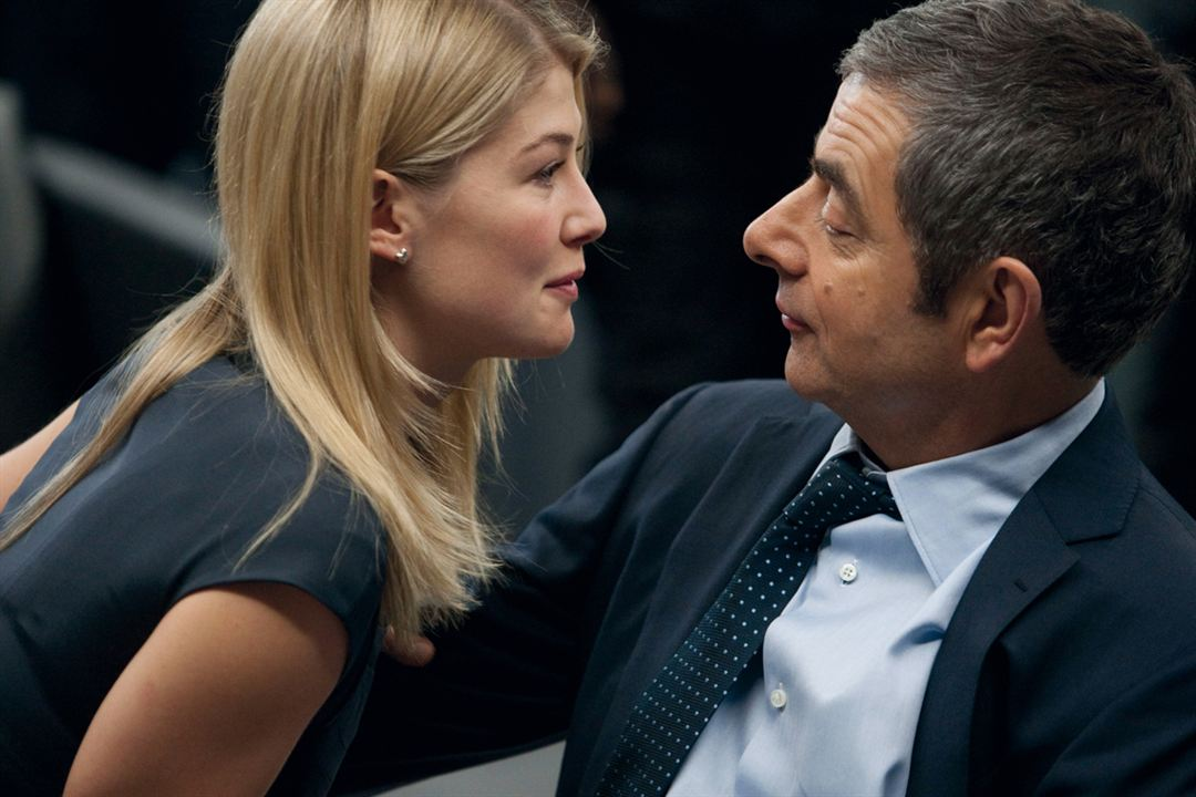 Johnny English'in Dönüsü : Fotograf Rosamund Pike, Rowan Atkinson