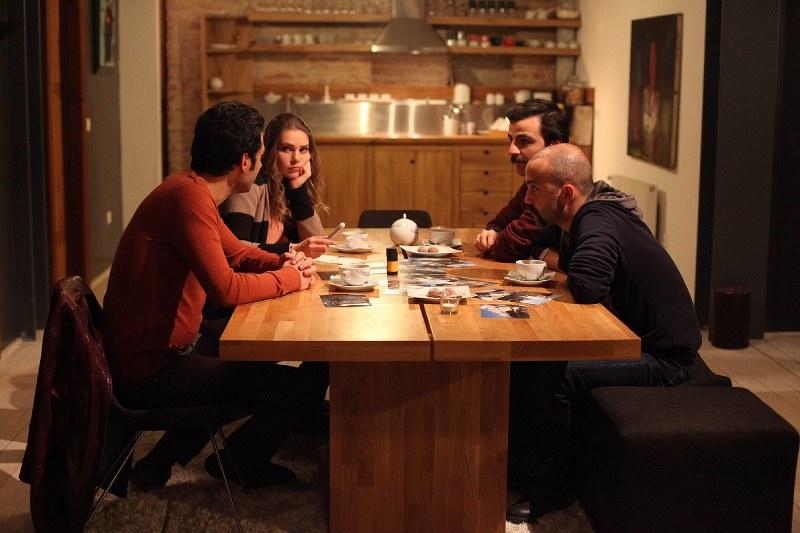Fotograf Asli Enver, Güven Murat Akpinar, Murat Yildirim, Sarp Akkaya
