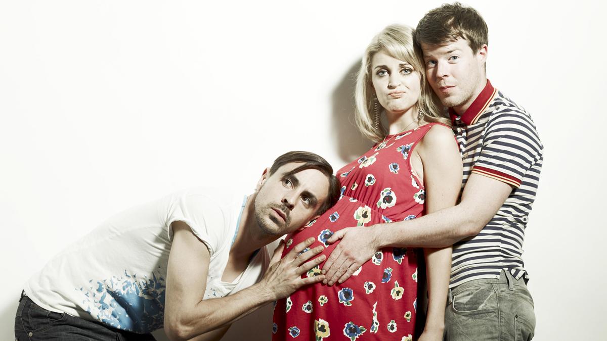 Fotograf Amy Huberman, Emun Elliott, Stephen Wight