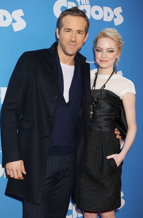 Crood'lar: Emma Stone, Ryan Reynolds