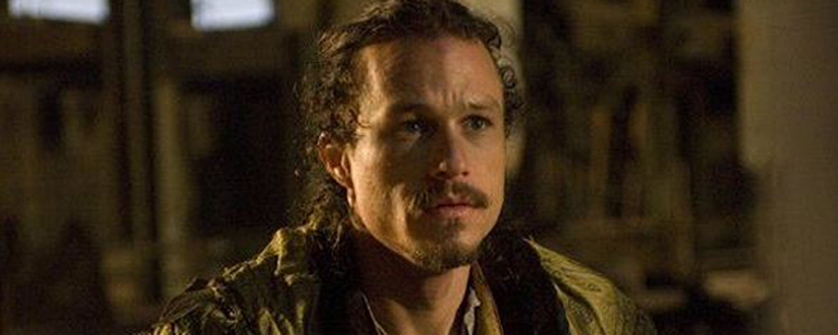 Heath Ledger - Dr. Parnassus, Kara Şövalye Yükseliyor