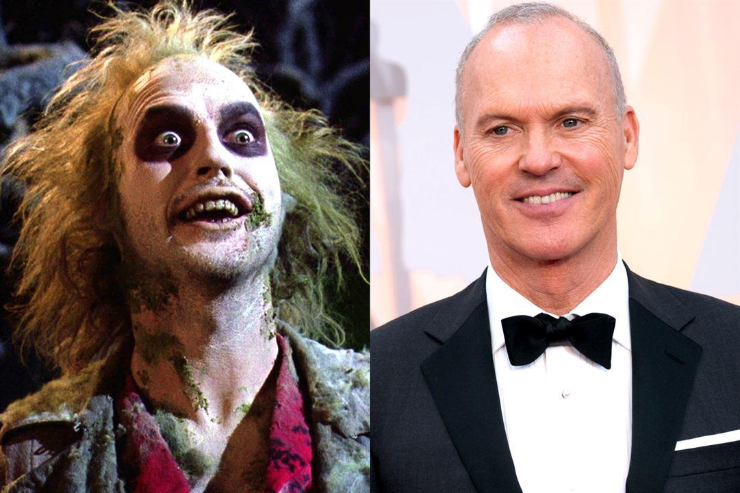 Michael Keaton - Betelgeuse