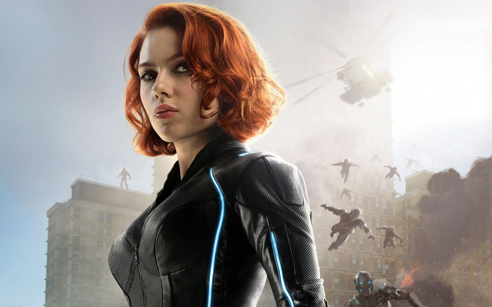 Black Widow'un Avengers Serisindeki Evrimi!