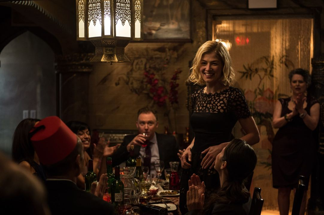 Hector and the Search for Happiness : Fotograf Rosamund Pike