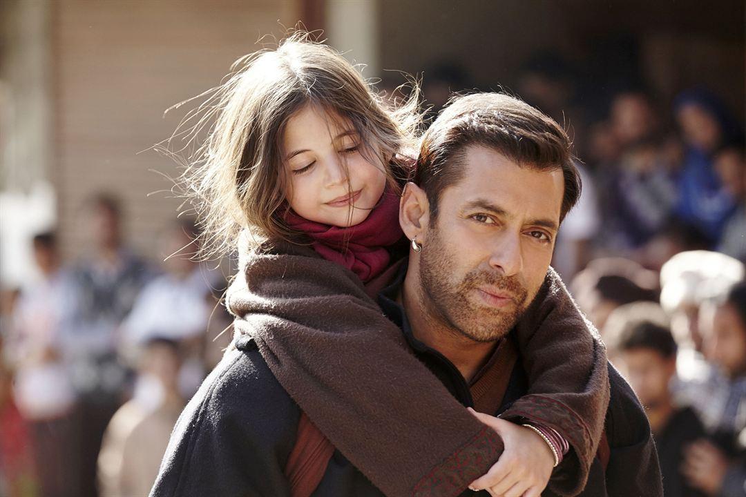 Sevginin Gücü: Harshaali Malhotra, Salman Khan