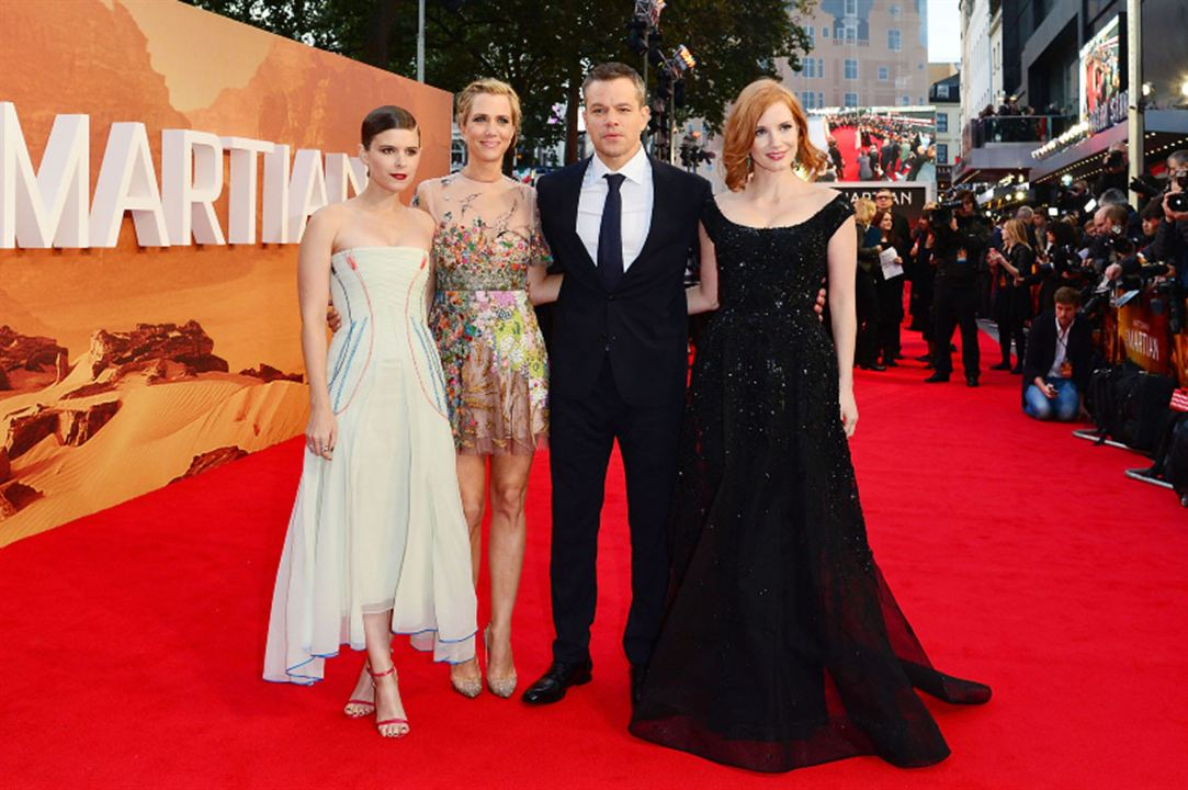 Marsli : Vignette (magazine) Jessica Chastain, Kate Mara, Kristen Wiig, Matt Damon