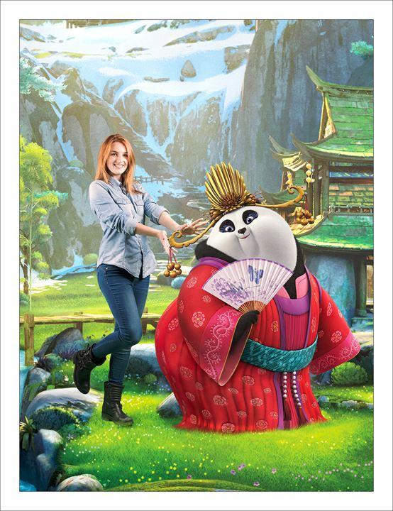 Kung Fu Panda 3: Alison Wheeler