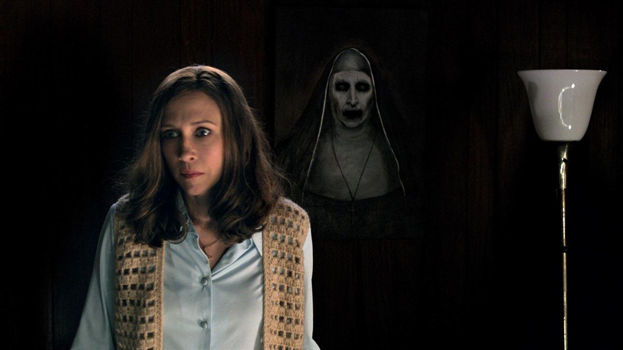 Korku Seansı 2: Vera Farmiga