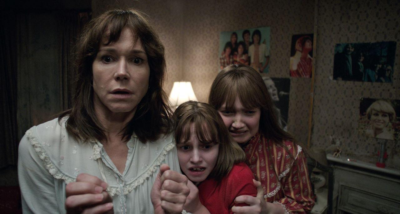 Korku Seansı 2: Frances O'Connor, Madison Wolfe, Lauren Esposito