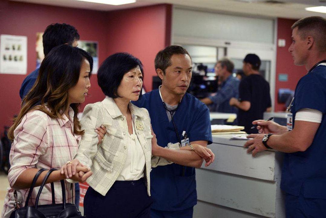 Fotograf Elizabeth Sung, Ken Leung, Tina Huang