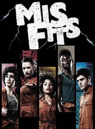 Misfits : Afis