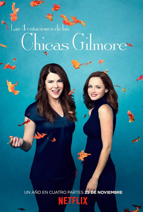 Gilmore Girls: A Year in the Life : Afis