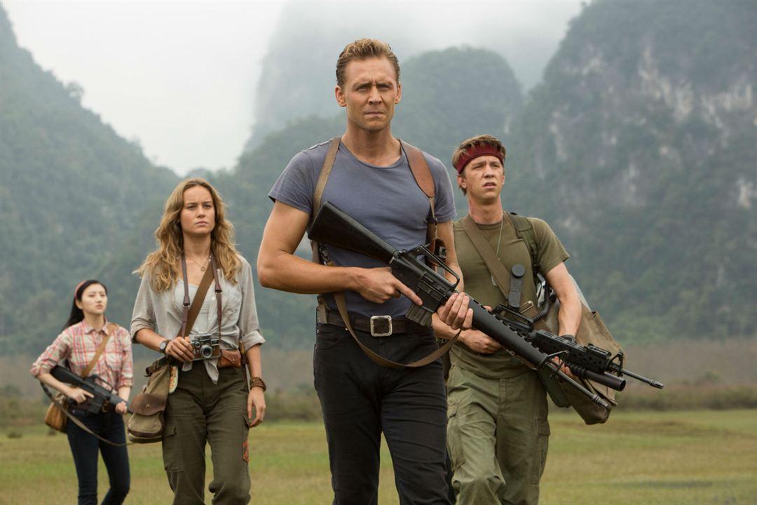 Kong: Kafatasi Adasi : Fotograf Brie Larson, Jing Tian, Thomas Mann (II), Tom Hiddleston