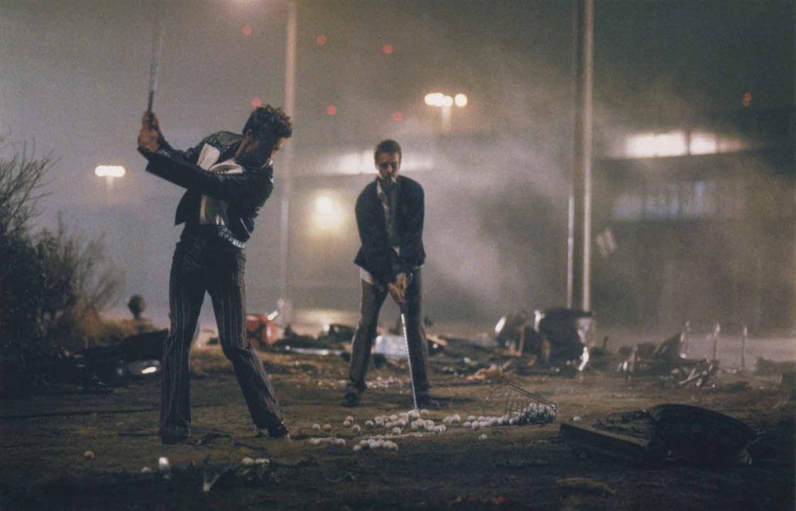 Dövüş Kulübü: Brad Pitt, Edward Norton