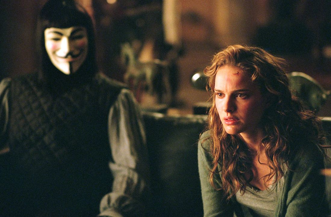 V: Natalie Portman