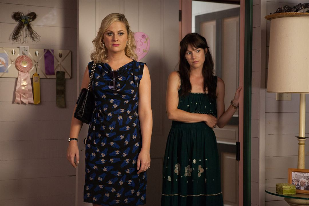 Are You Here: Amy Poehler, Laura Ramsey
