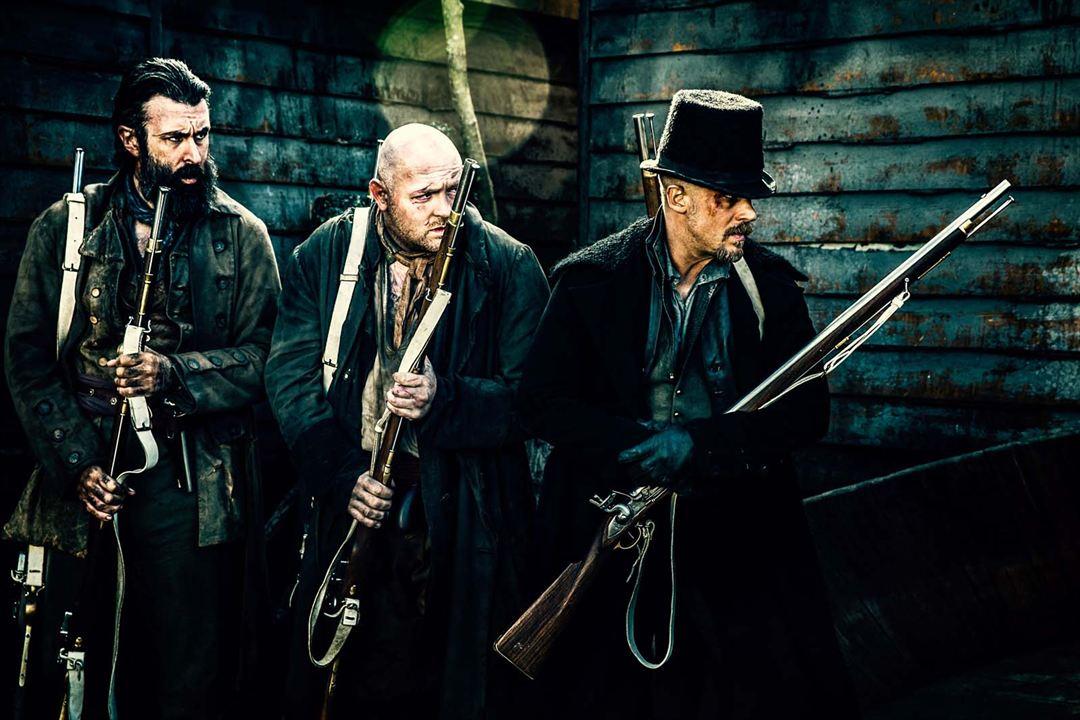 Fotograf Scroobius Pip, Stephen Graham, Tom Hardy