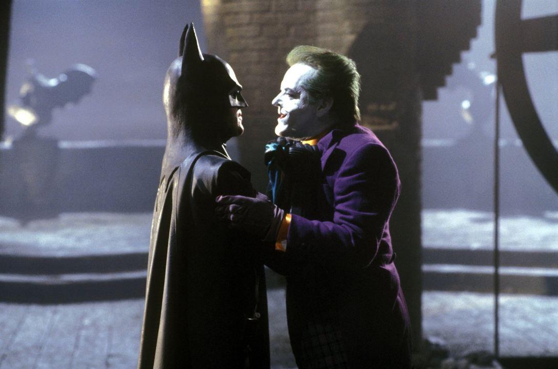 Batman : Fotograf Jack Nicholson, Michael Keaton