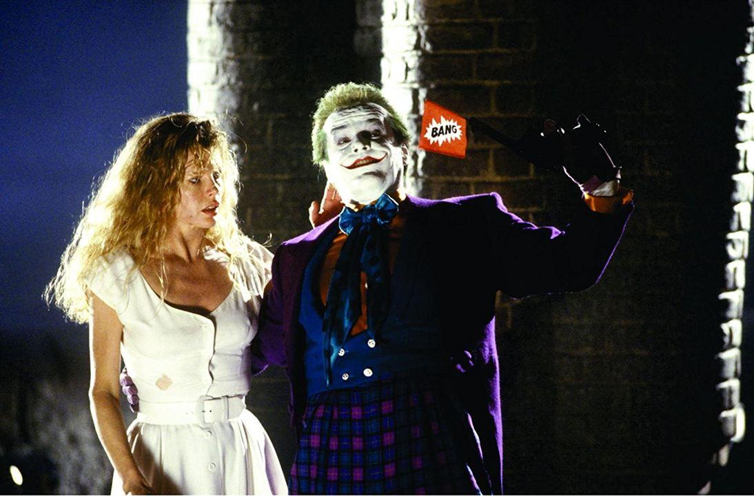 Batman : Fotograf Jack Nicholson, Kim Basinger