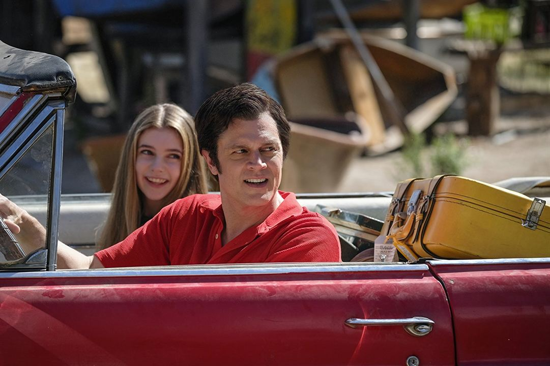 Action Point : Fotograf Eleanor Worthington-Cox, Johnny Knoxville