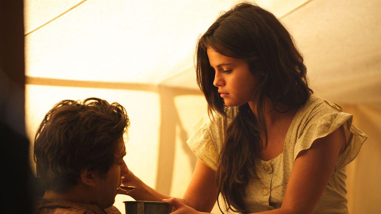 In Dubious Battle: Selena Gomez, Nat Wolff