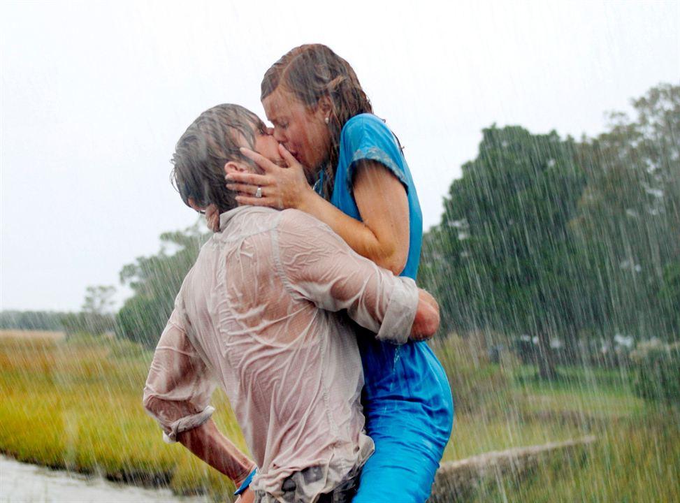The Notebook : Fotograf Rachel McAdams, Ryan Gosling