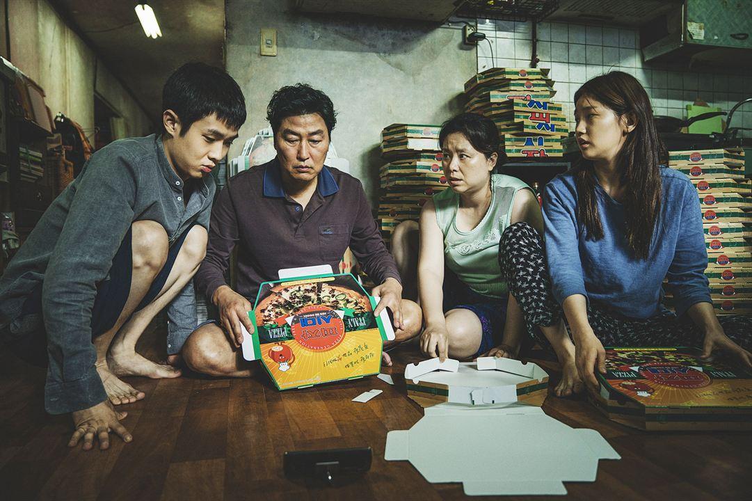 Parazit : Fotograf Chang Hyae Jin, Park So-Dam, Song Kang-Ho, Woo-sik Choi