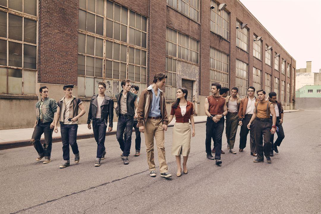 West Side Story : Fotograf Ansel Elgort, Ben Cook (XI), Carlos Sánchez Sánchez Falú, David Álvarez, Ezra Menas